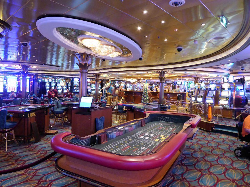 Brilliance of the Seas Casino Royale