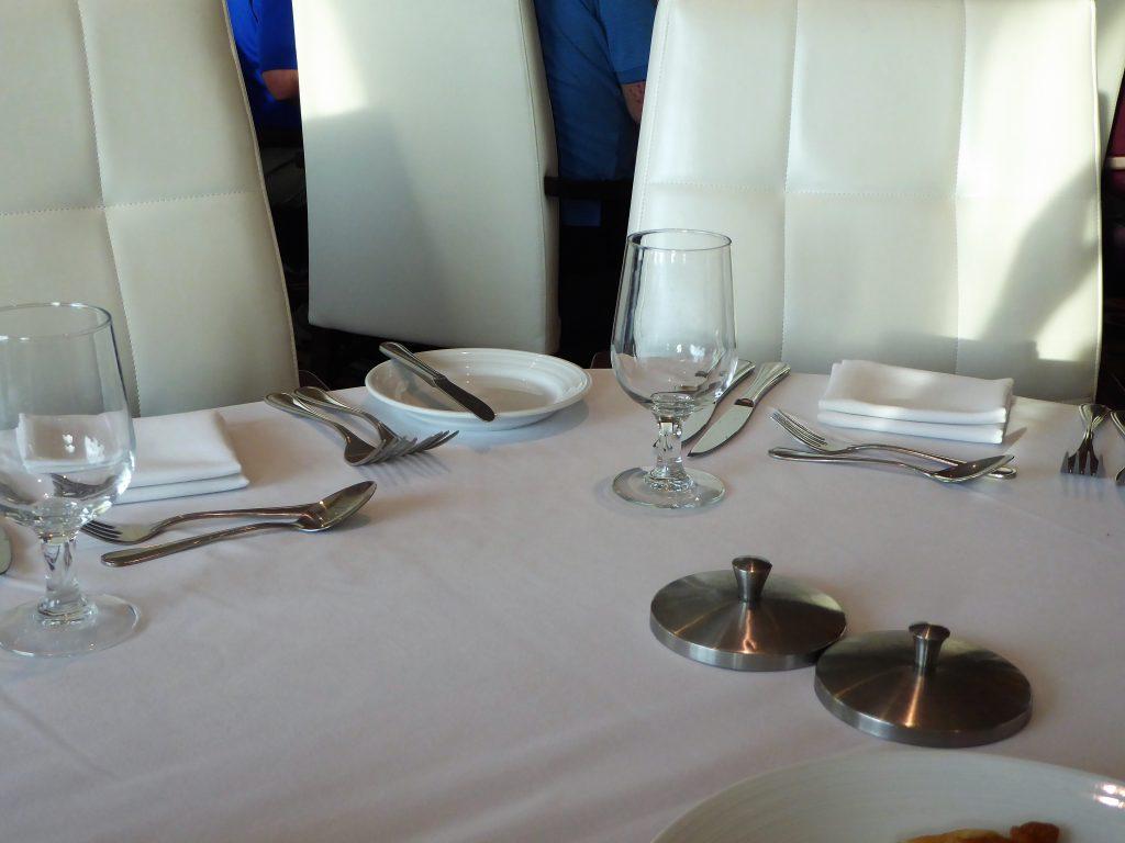 Brilliance of the Seas Minstrel Dining Room