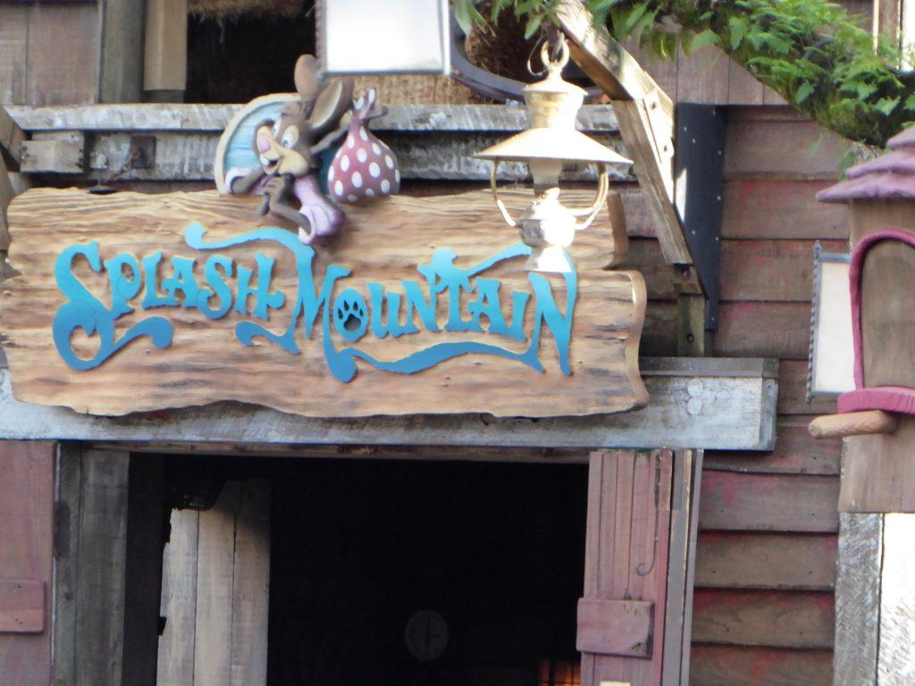 Magic Kingdom for Tweens Splash Mountain