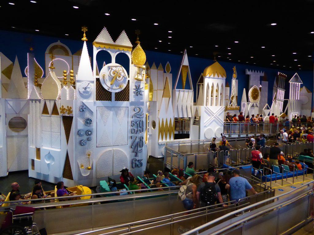Magic Kingdom for Tweens It's a Small World