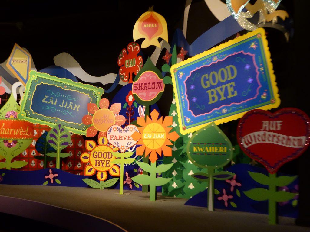 Magic Kingdom for Tweens Good Bye
