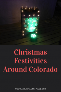 Christmas in Colorado