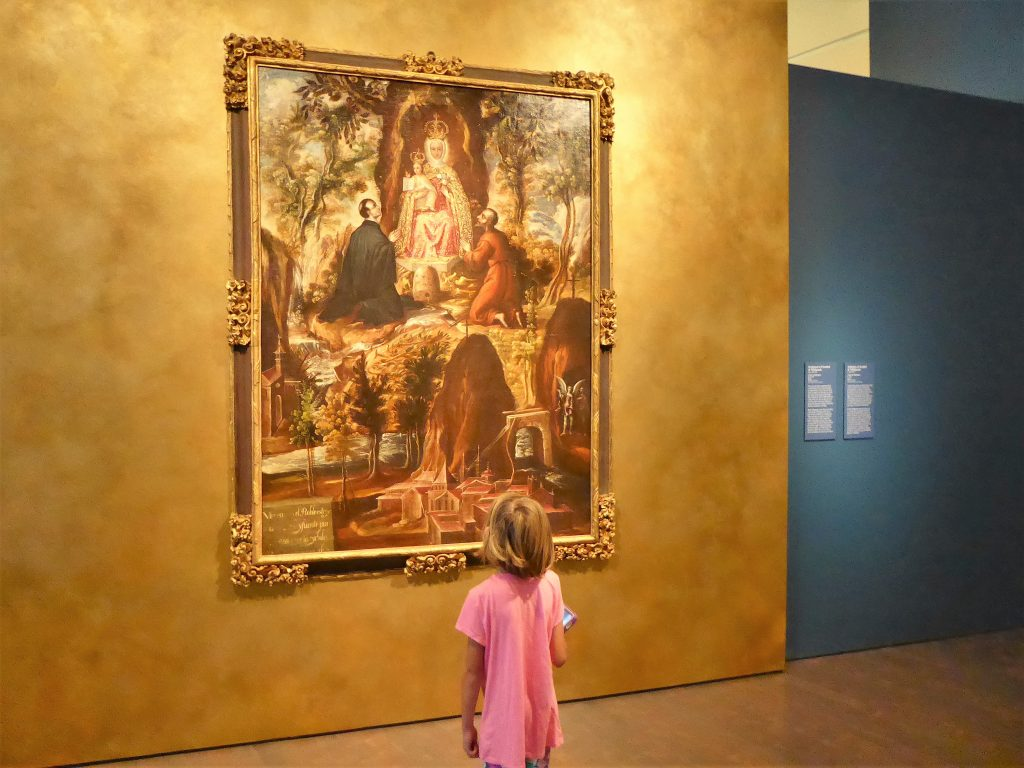 Fun Family Adventures in Denver Museum of Art