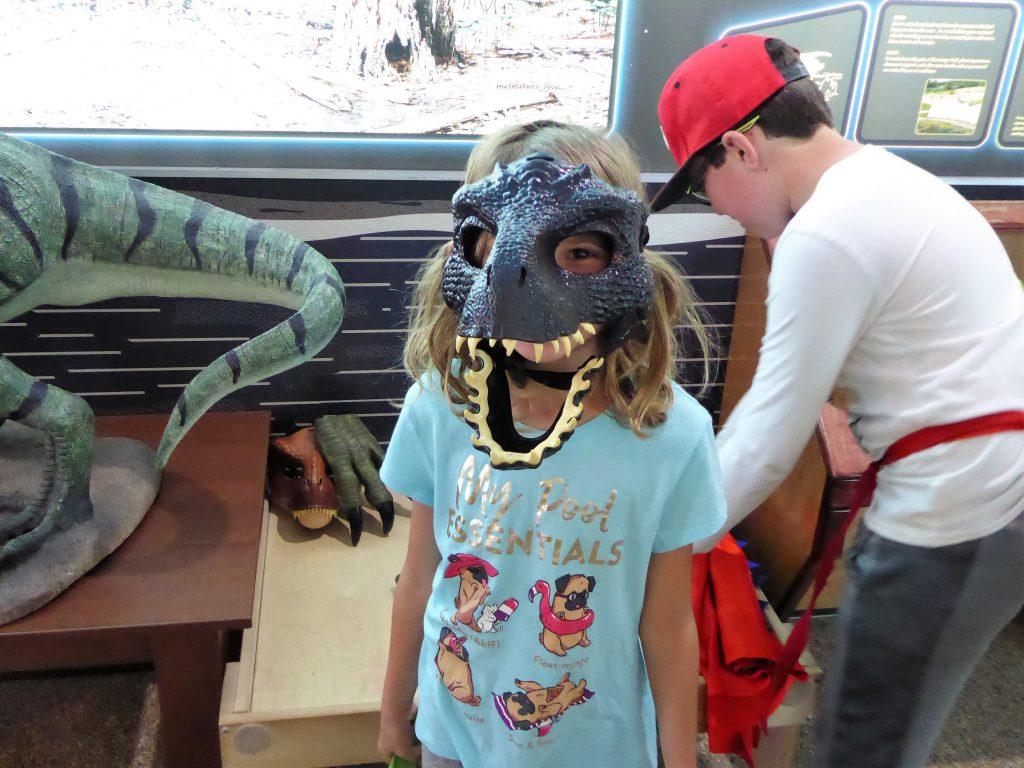 Dinosaur Ridge Dress Up