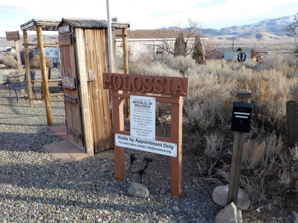 Family Friendly Northern Nevada Republic of Molossia