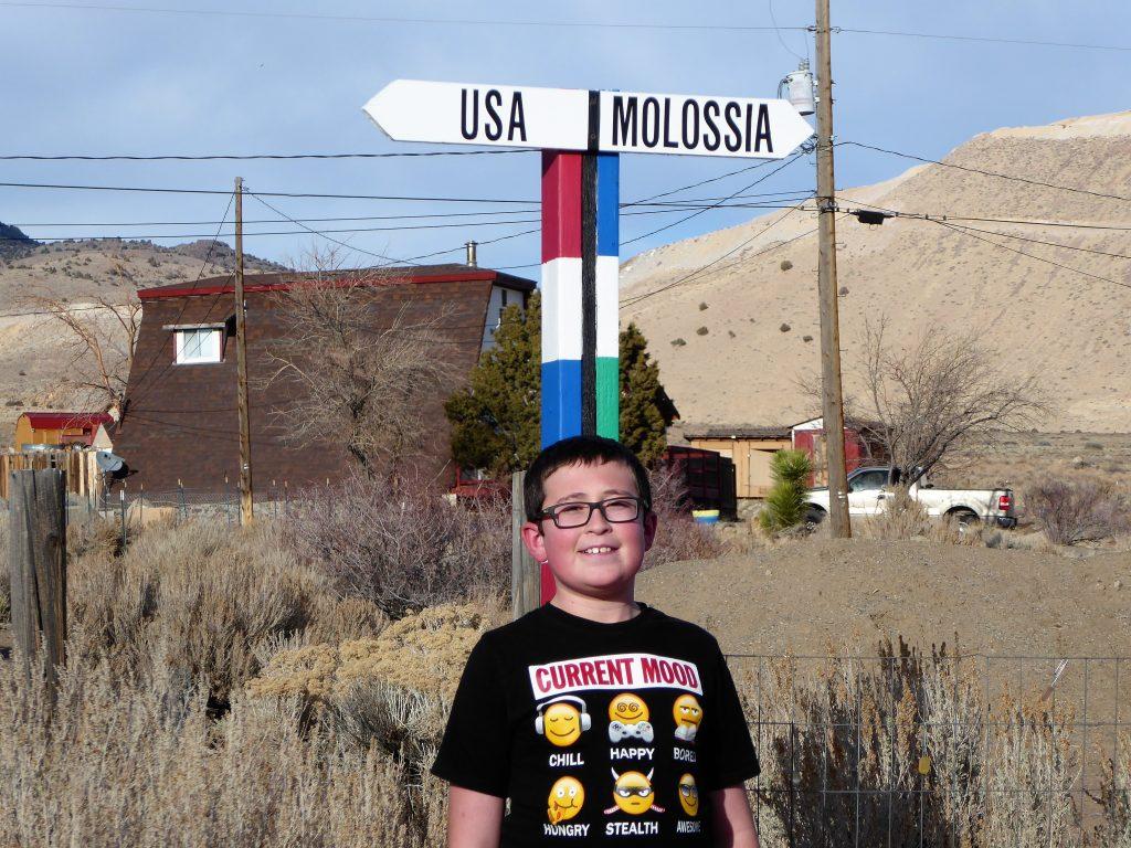 Family Friendly Northern Nevada Molossia Border