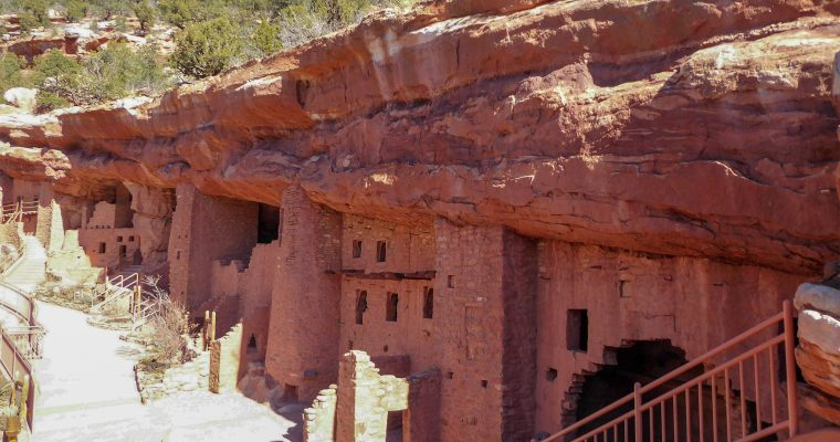 Listen to the Voices of the Past at Manitou Cliff Dwellings