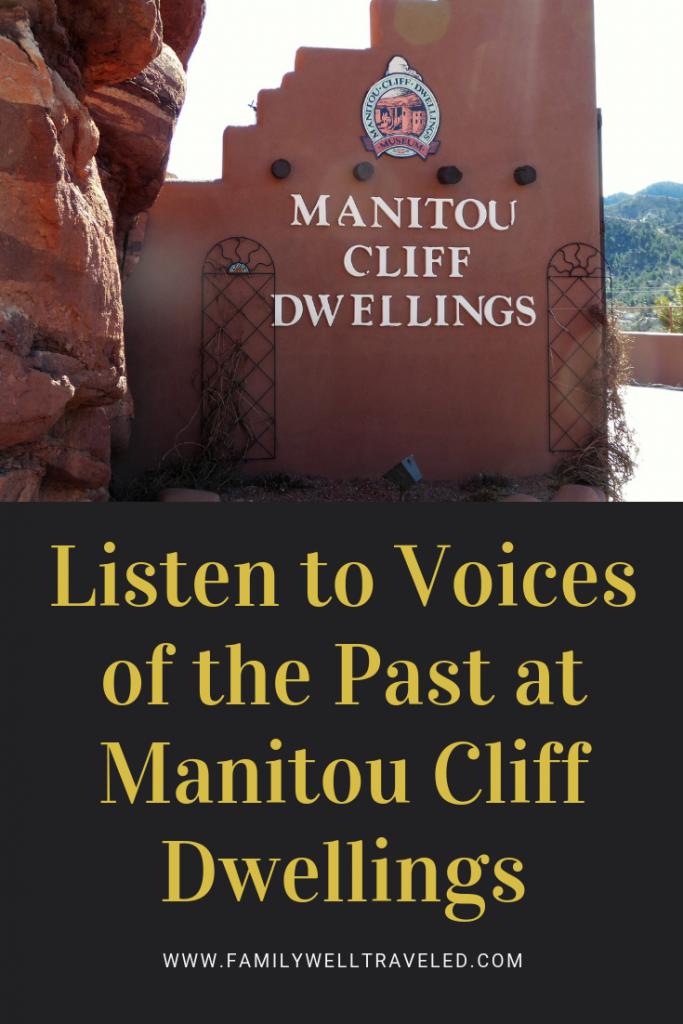 Manitou Cliff Dwellings, Colorado