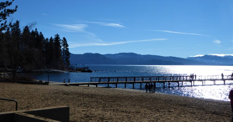Visiting Lake Tahoe's Kings Beach