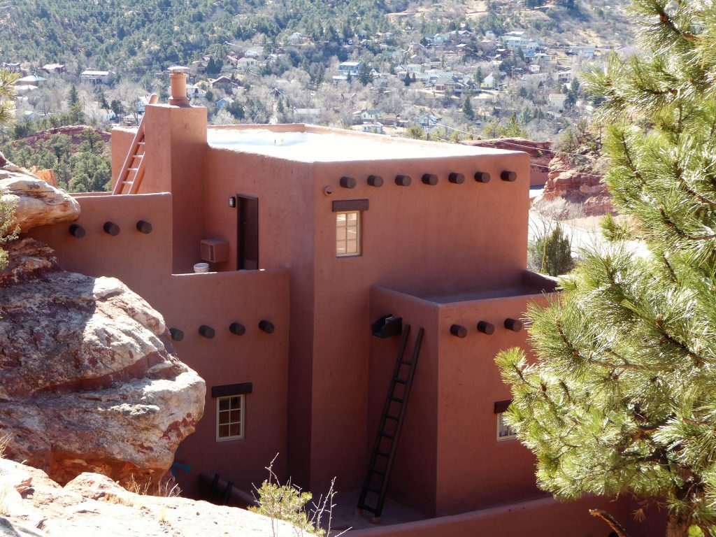 Manitou Cliff Dwellings Pueblo