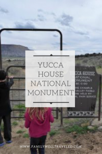 Guide to Yucca House National Monument