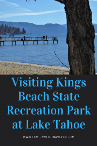 Kings Beach State Recreation Park, Lake Tahoe, California