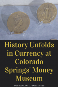 Money Museum in Colorado Springs