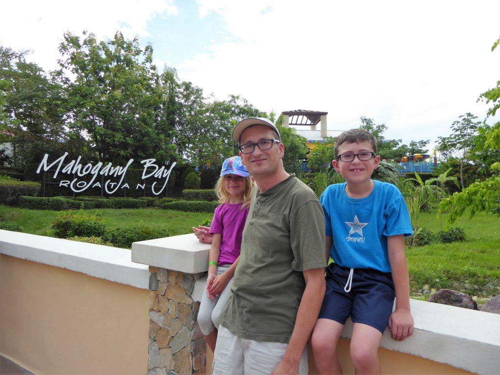 Gumbalimba Park Roatan Island Mahogany Bay