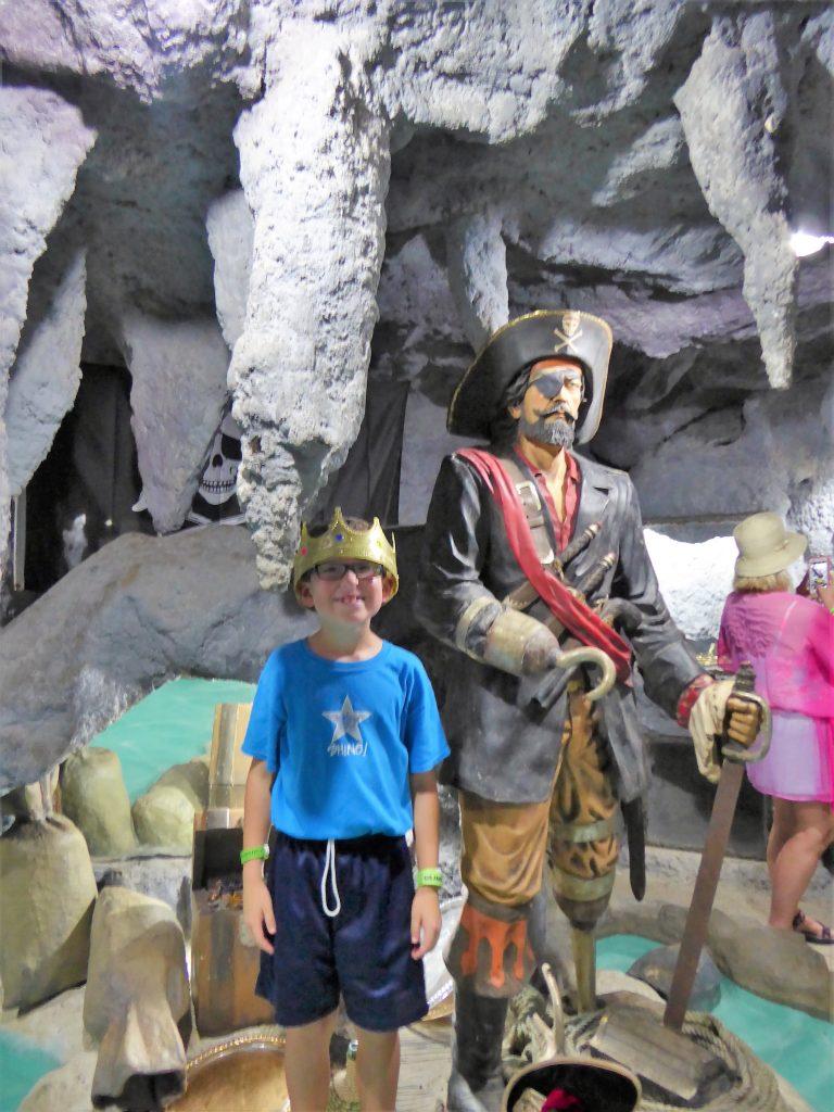 Gumbalimba Park Roatan Island Pirates
