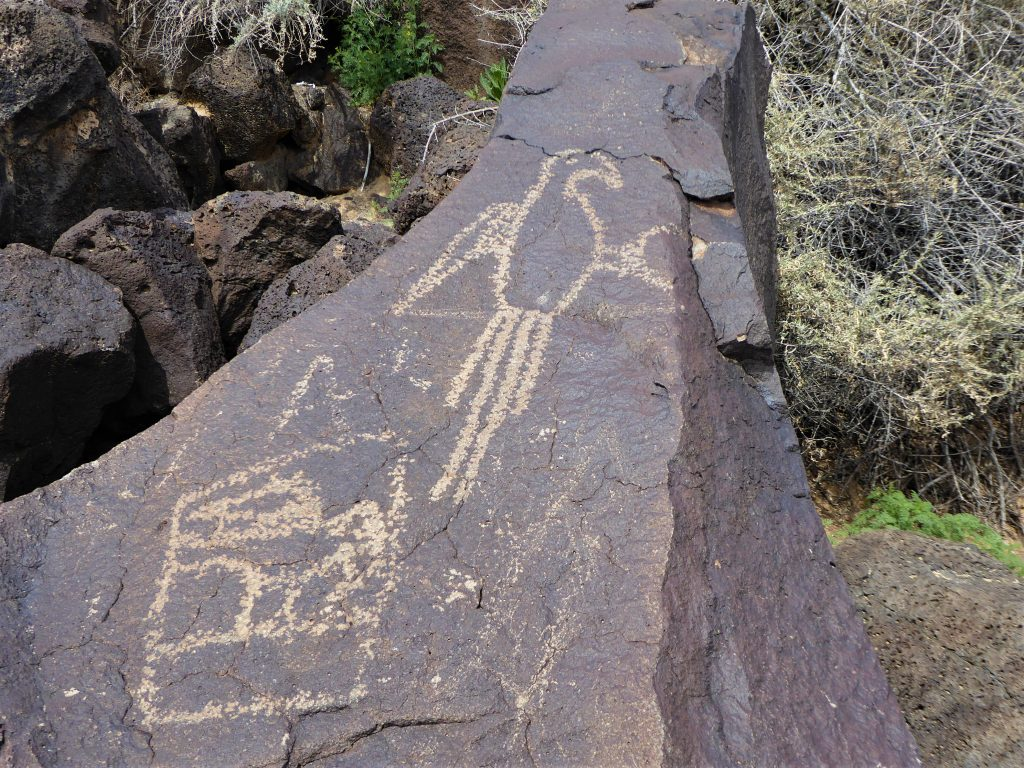 National Parks in New Mexico Petroglyphs National Monument