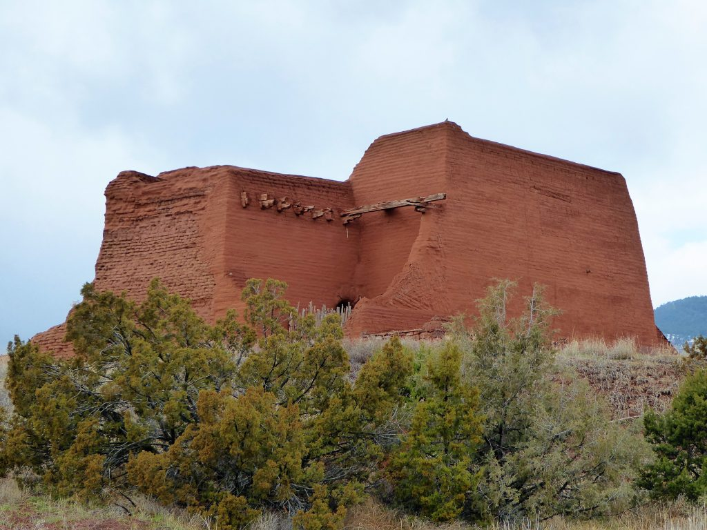 National Parks in New Mexico Pecos National Historical Park