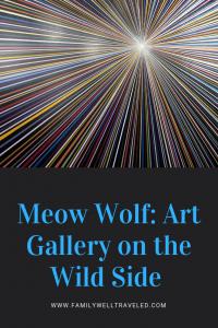 Meow Wolf, Santa Fe, New Mexico
