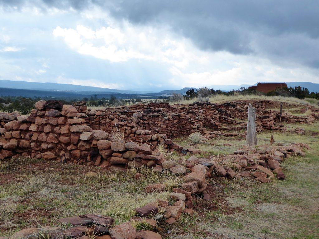 Pecos National Historical Park Ancestral Pueblo Ruins