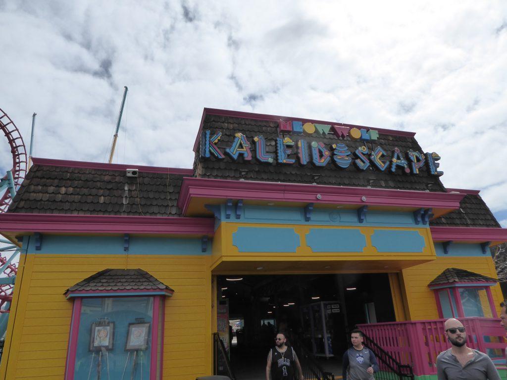 Elitch Gardens Theme Park Kaleidoscape