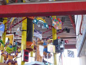 Elitch Gardens Theme Park Goofy Gazebo