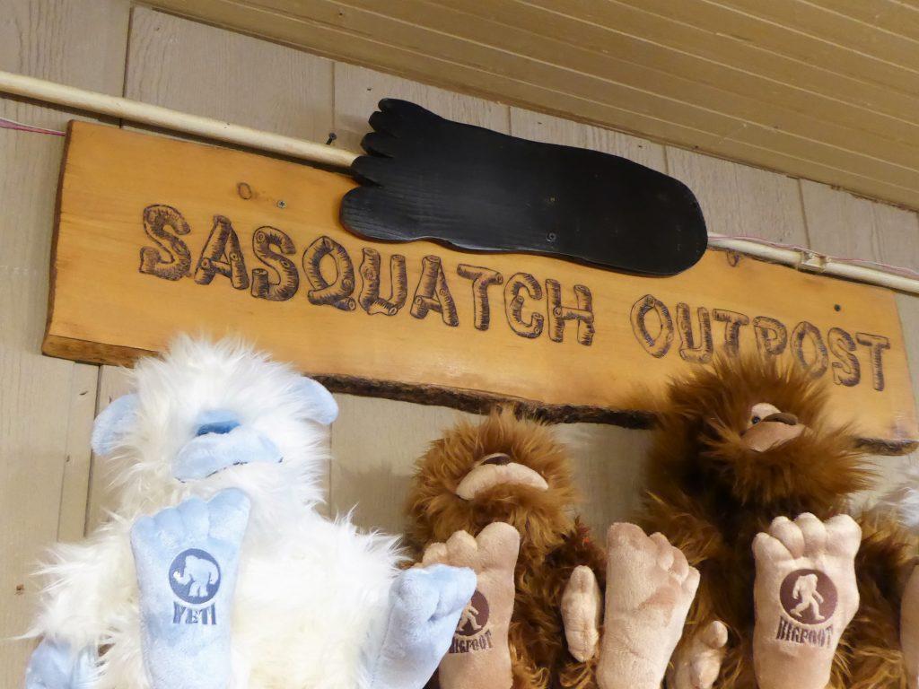 Sasquatch Outpost Merchandise