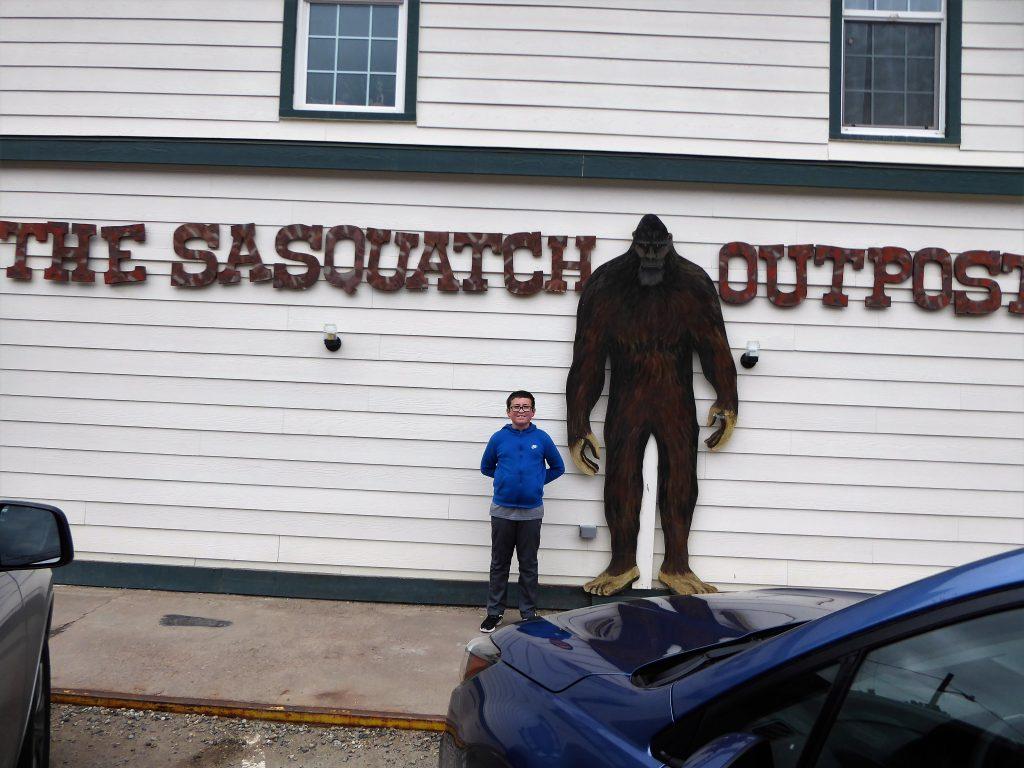 Sasquatch Outpost Building