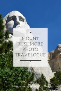Mount Rushmore Photo Travel Guide