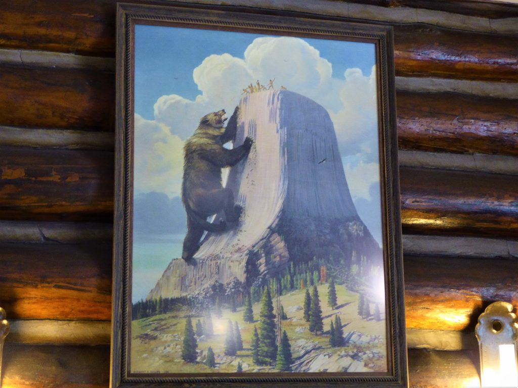 Devils Tower Legends