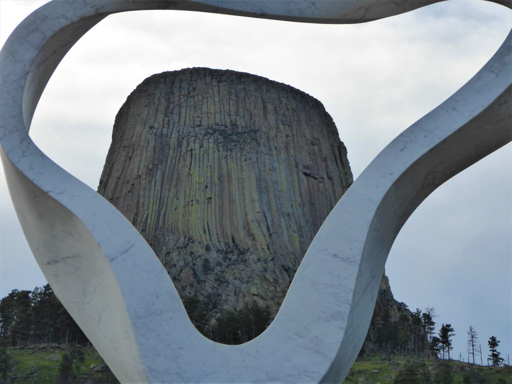 Devils Tower Activities for Families Peace Sculpture