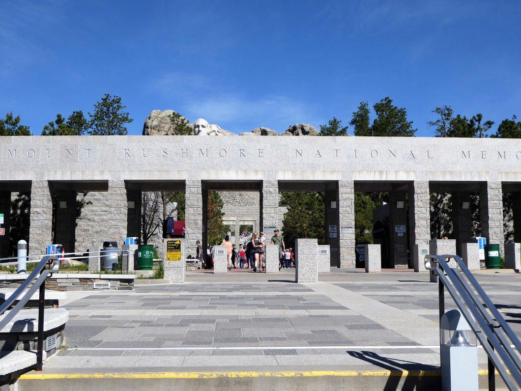 Mount Rushmore Entrance
