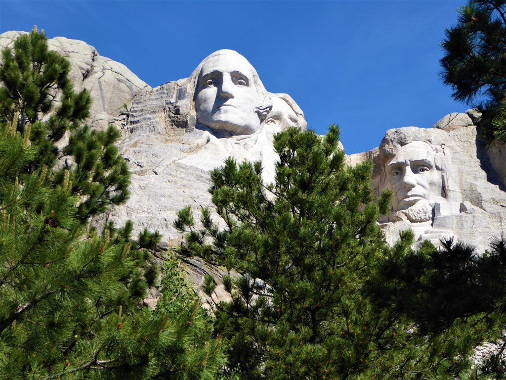 From the Presidential Trail