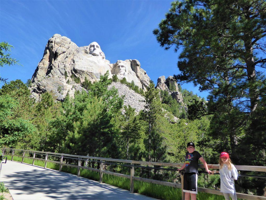 Presidential Trail at Rushmore