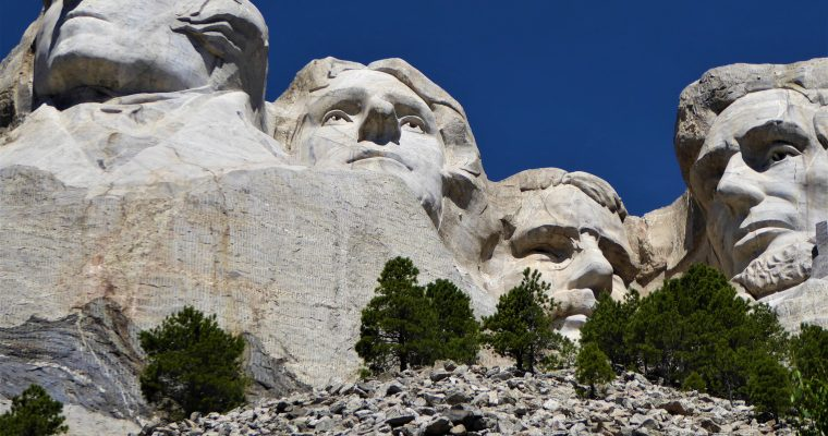 Mount Rushmore: A Photo Travelogue