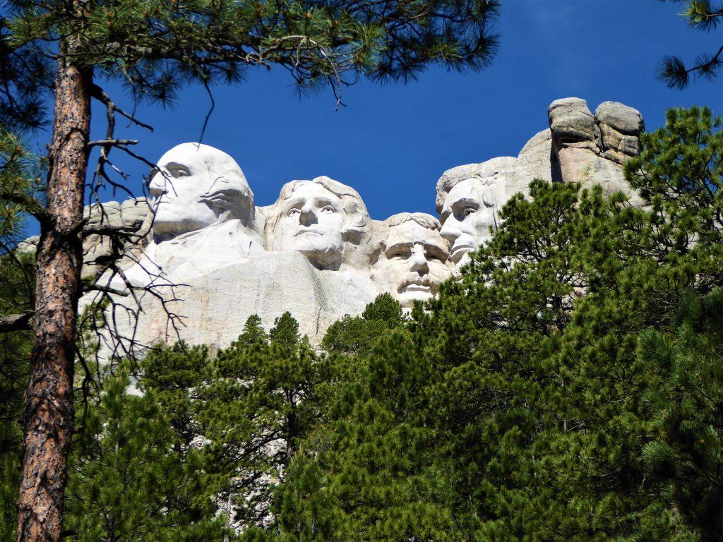 Mount Rushmore Photo Travelogue Presidents