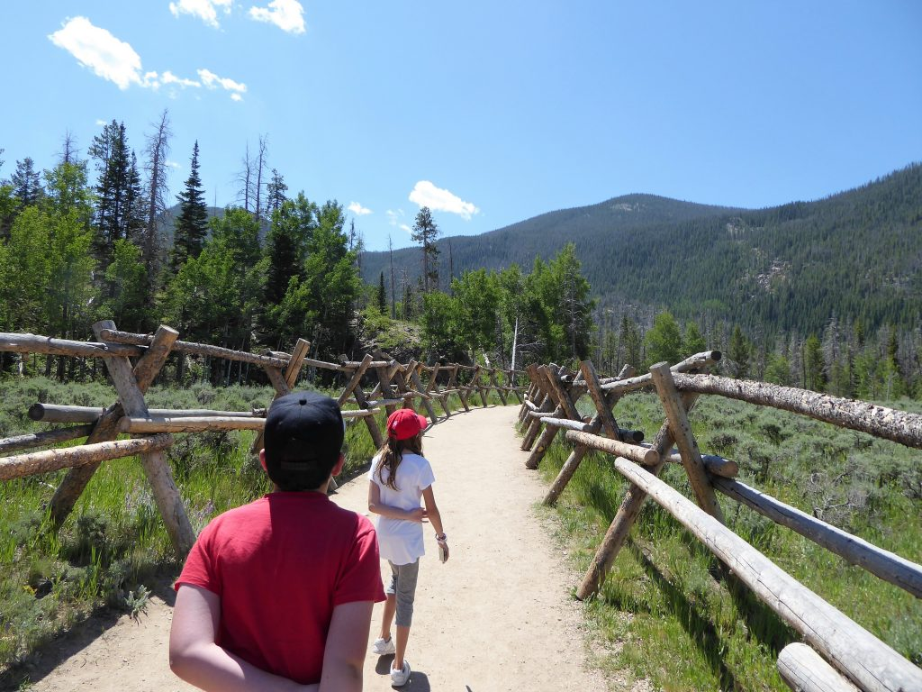 Keeping Your Kids Safe at National Parks - Keep in Sight
