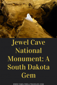 Jewel Cave National Monument South Dakota