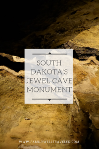 South Dakota Jewel Cave