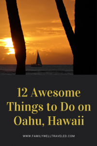 12 Awesome Things to Do on Oahu