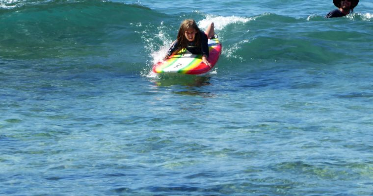 Catch a Wave with a Kauai Surf School Lesson