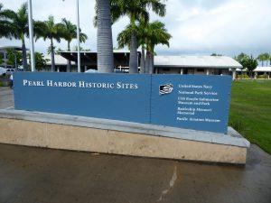 Pearl Harbor Entrance
