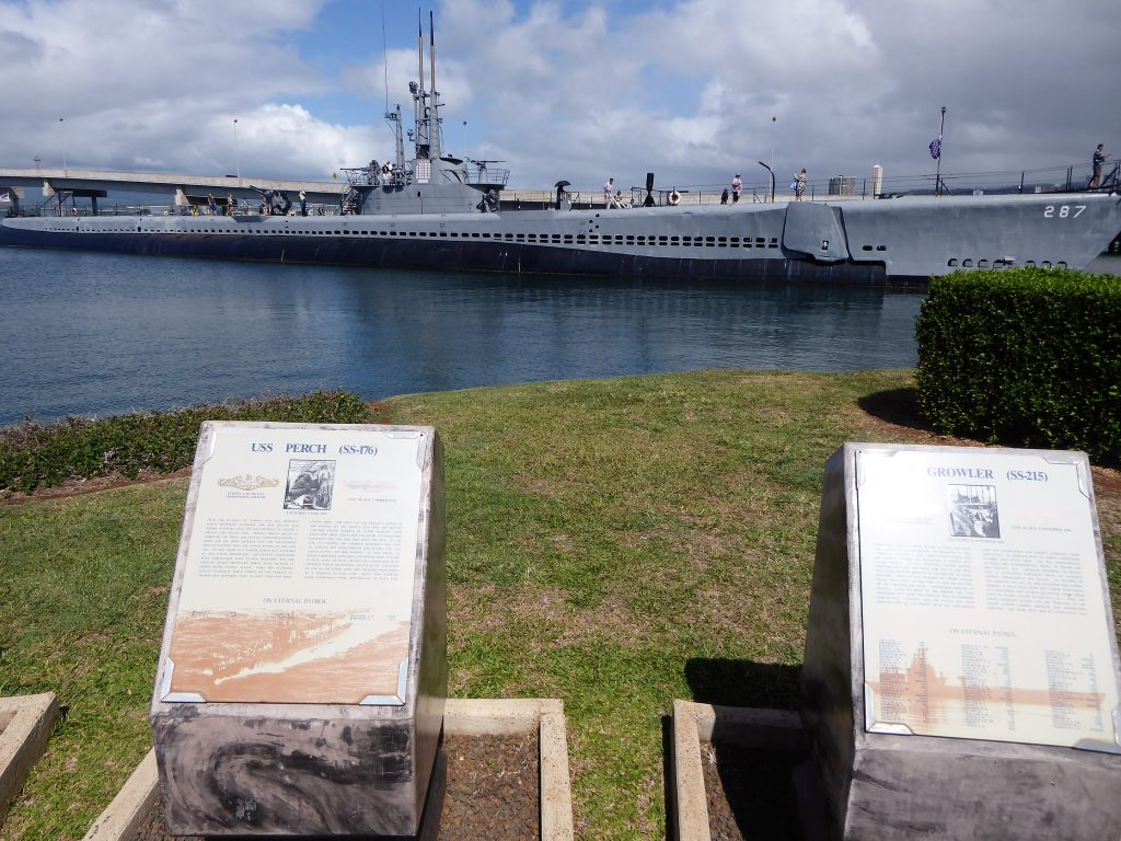 Bowfin and Submarine Memorial