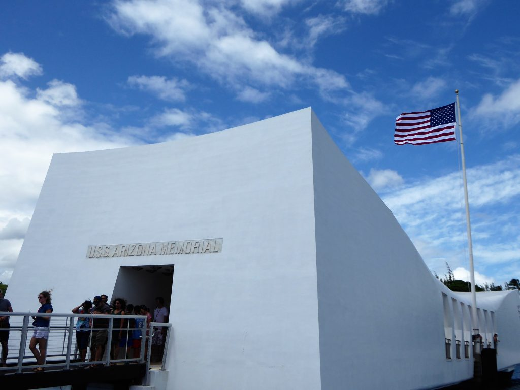 Memorial Site Pearl Harbor